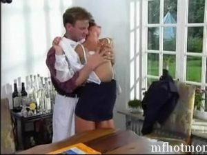 hot mom brunette anal german mature milf and a man    mfhotmom.com